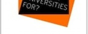 Review Symposium on Collini's 'What are Universities for?'