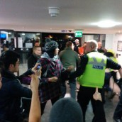 The Further Criminalisation of Student Protest