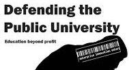 Defend the Irish University